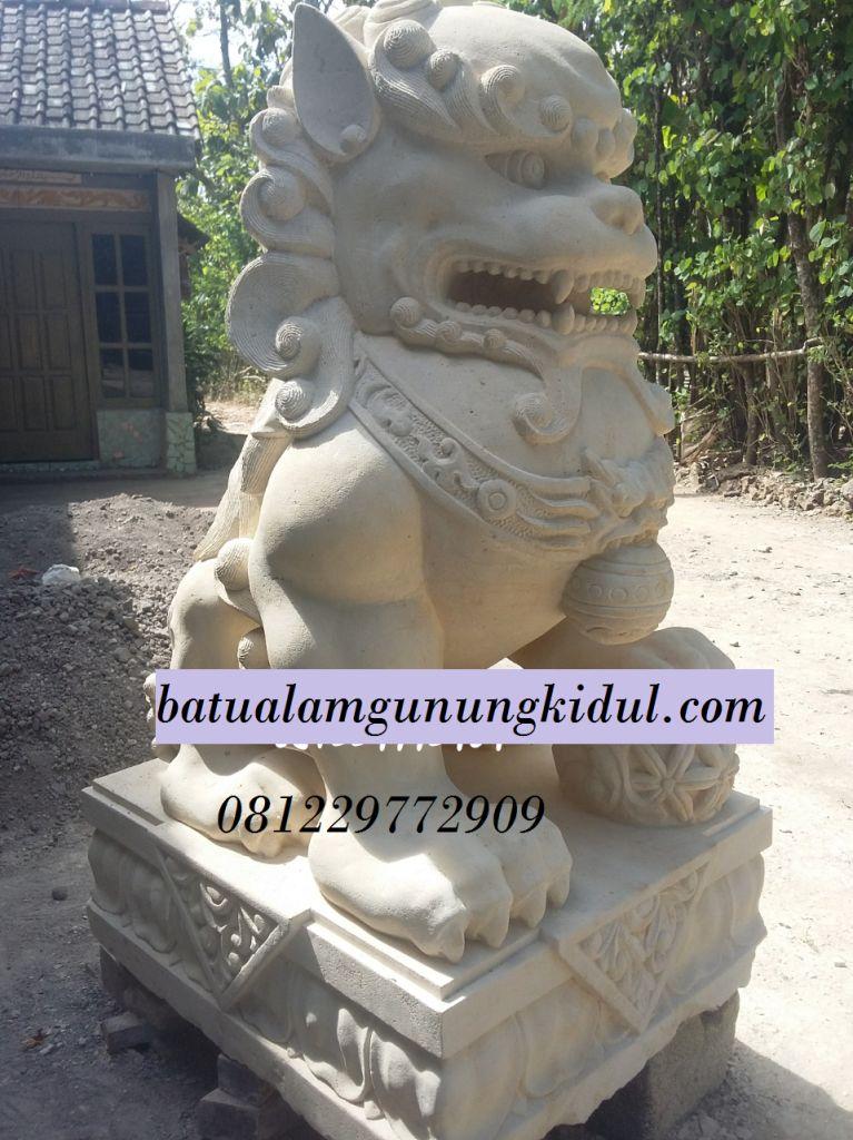 PATUNG BATU ALAM Patung ikan Patung Anoman Patung Batu Paras