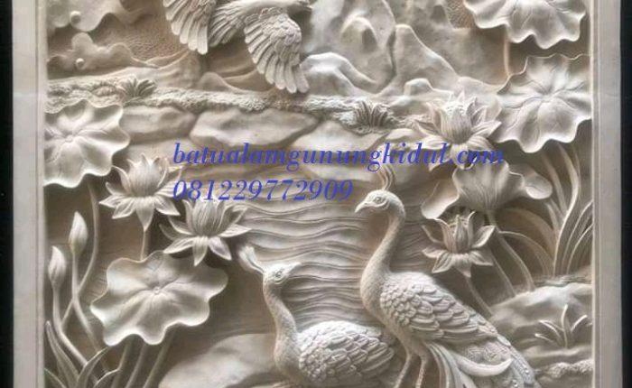 relief batu paras